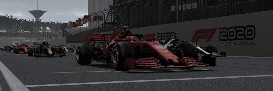Formuła 1 - PlayStation 4