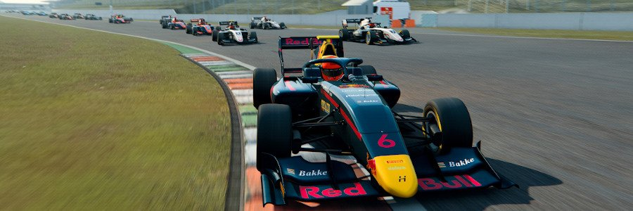 Formuła 3 - Assetto Corsa