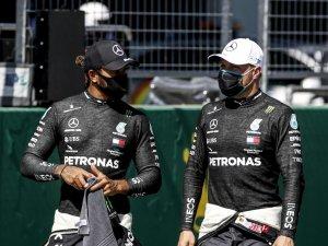 Bottas: Nie zamierzam grać w gierki umysłowe z Hamiltonem