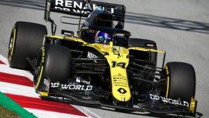 Podsumowanie wiadomości z F1 11.02.2021 - Fernando Alonso miał wypadek rowerowy