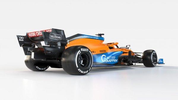 Podsumowanie wiadomości z F1 15.02.2021 - McLaren pokazał tegoroczny samochód