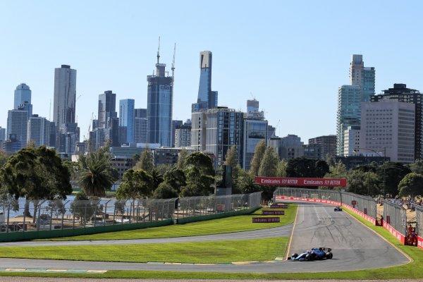 Podsumowanie wiadomości z F1 17.02.2021 - Zmiany na torze Albert Park