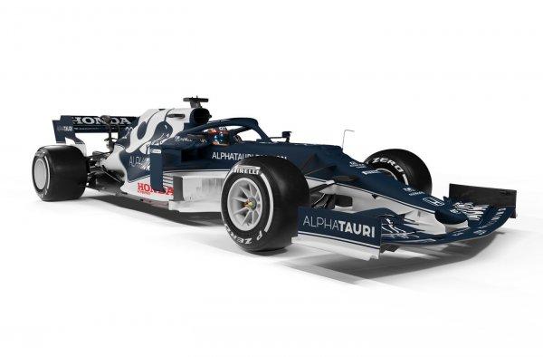 Podsumowanie wiadomości z F1 19.02.2021 - AlphaTauri pokazała bolid