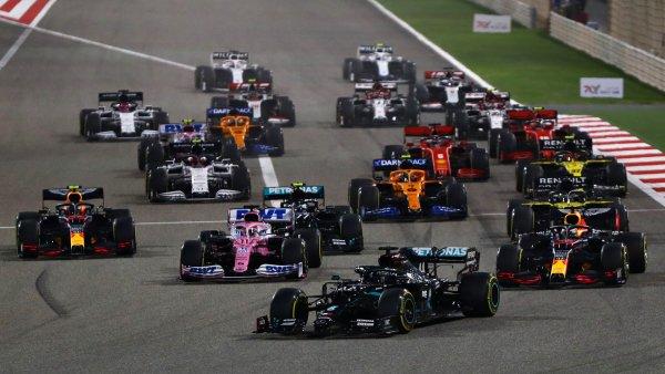 Podsumowanie wiadomości z F1 28.02.2021 - Szczepionki dla F1