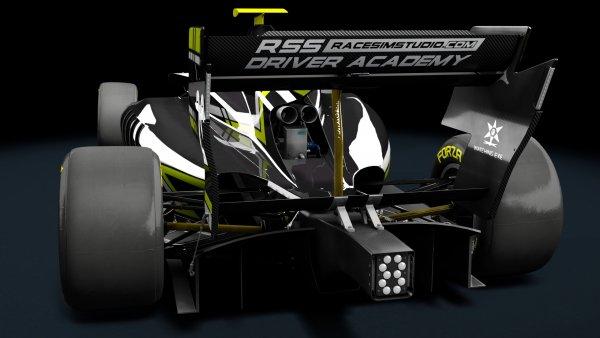 Formula 3 Liga Assetto Corsa w SimSprintSeries