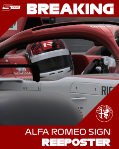 Roszady w Alfa Romeo Racing