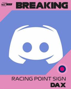 Nowy kierowca w Racing Point!