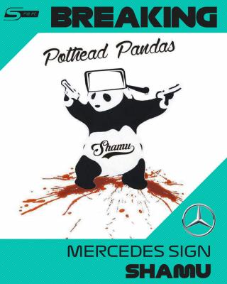 Oficjalny skład Mercedesa!