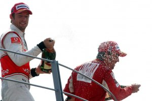 Button był bliski przenosin do Ferrari w 2013 roku