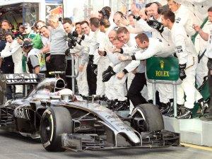 Kevin Magnussen liczył na walkę o mistrzowstki tytuł po pierwszym wyścigu w F1